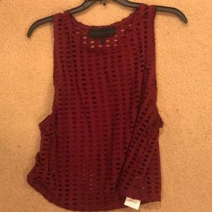 Kendall and Kylie red tank